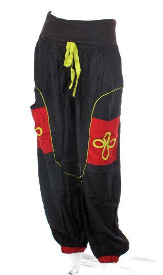 Pantalón étnico 3 colores con gomas en tobillo y Comprar - Venta Mayorista y detalle