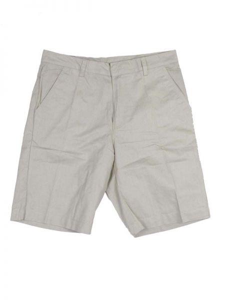 Pantalón corto estilo pinzas. pantalón de algodón para chicas con PASC03 para comprar al por mayor o detalle  en la categoría de Outlet Hippie Étnico Alternativo.