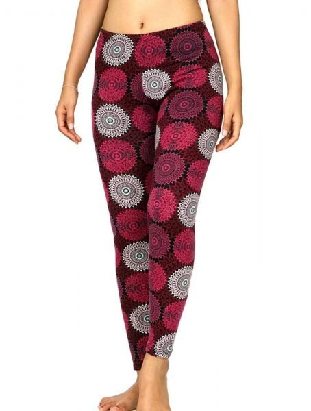 Pantalon leggins hippie estampado mandalas [PASN08] para Comprar al mayor o detalle
