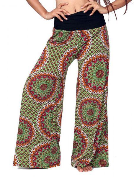 Pantalon hippie estampado mandalas [PASN12] para Comprar al mayor o detalle