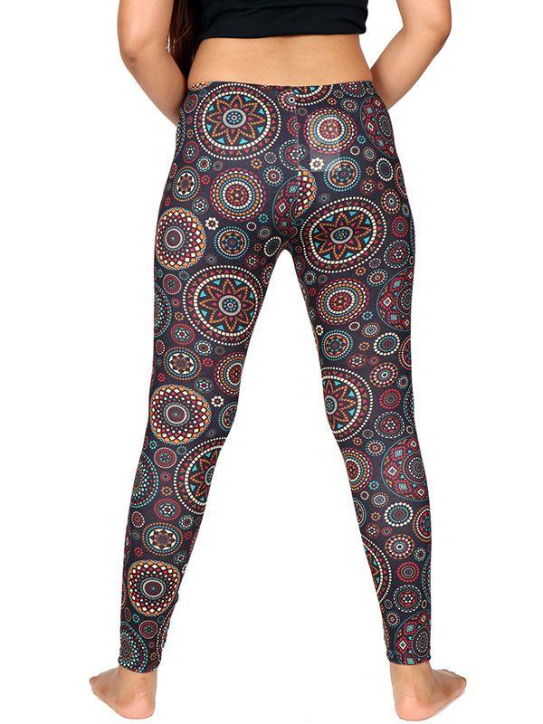 Pantalones Hippies Harem - Pantalón hippie tipo PASN22.