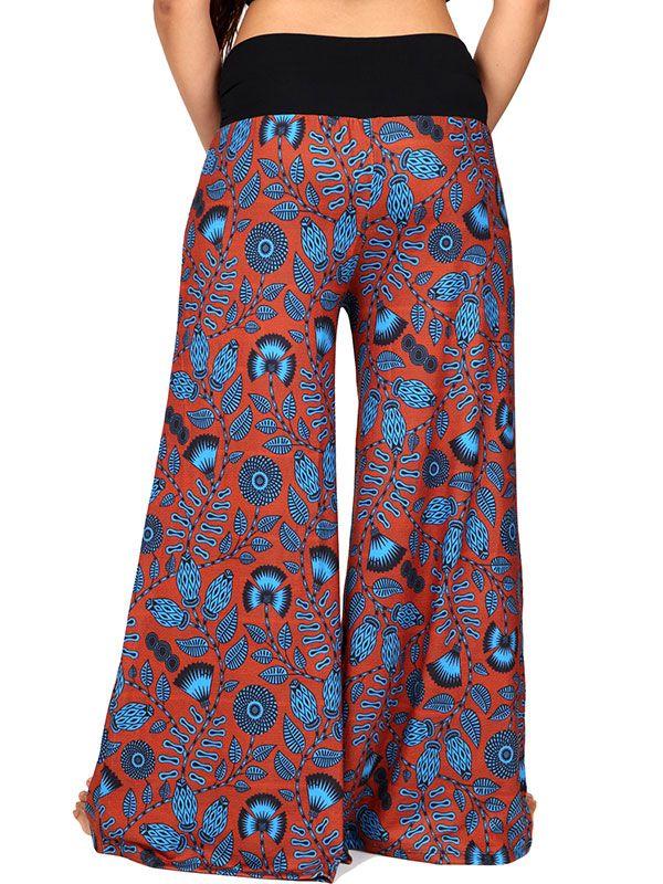 Pantalones Hippies Harem - Pantalón de pata amplia PASN27.