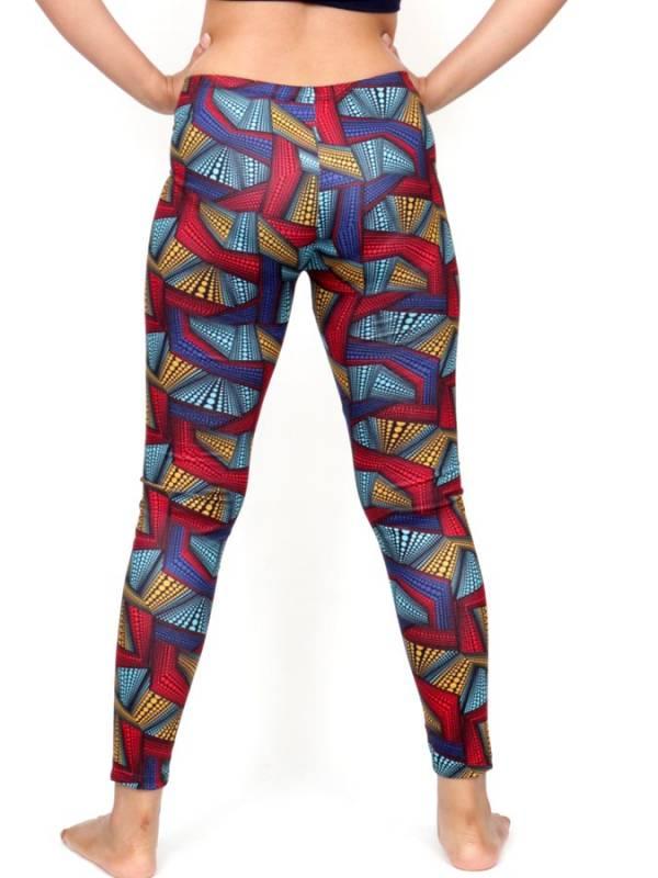 Pantalon leggins Hippie estampado Etnico - Detalle Comprar al mayor o detalle