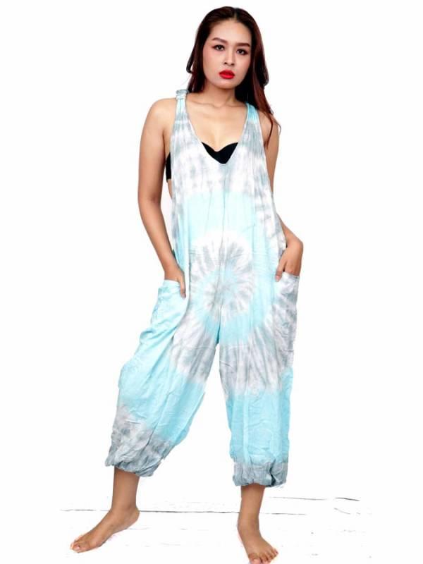 Mono Largo Tie dye espiral - Detalle Comprar al mayor o detalle