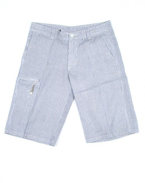 Outlet Ropa Hippie - Pantalón rayas corto chico, pantalón de loneta fina de rayas con bolsillo lateral con cremallera, bolsillos laterales y traseros. PAWO01 para comprar al por Mayor o Detalle en la categoría de Outlet Hippie Étnico Alternativo