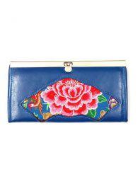 Cartera billetera de mujer Mod Azul