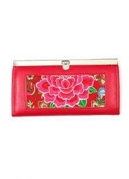 Cartera billetera de mujer Mod Rojo