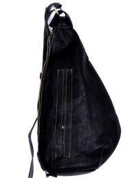 Mittelgroße, hochwertige Ledertasche, überqueren Sie die BOBG02, um Großhandel oder Details in der Kategorie Bohemian Hippie Fashion Accessories | zu kaufen ZAS.