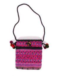 Bolsos y Mochilas Hippies - Bolso pasarportera tribal, BOCH15 - Modelo M6