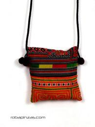 Bolsos y Mochilas Hippies - Bolso étnico pequeño BOCH6 - Modelo M2