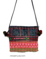 Bolsito de algodón de tejidos étnicos BOCH7 para comprar al por mayor o detalle  en la categoría de Complementos Hippies Alternativos.