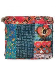 Bolsos Monederos Frida Kahlo  - Bolso Grande con estampado BOCT04.