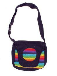 Bolso de algodón con Mod Rainbow