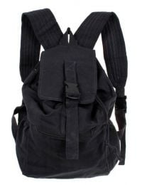 BOHC06 canvas backpack to buy in bulk or detail in the category of Alternative Hippie Accessories.