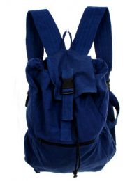 Canvas backpack BOHC06 to buy wholesale or detail in the Alternative Hippie Complements and Accessories category | ZAS.