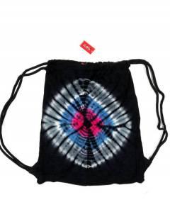 Mochila Tie Dye de Punto., para comprar al por mayor o detalle  en la categoría de Outlet Hippie Etnico Alternativo | ZAS Tienda Hippie.[BOHC11]