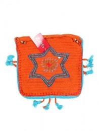 Crochet Hippie Star Bag, to buy wholesale or detail in the Bohemian Hippie Fashion Accessories category | ZAS. [BOHC26]