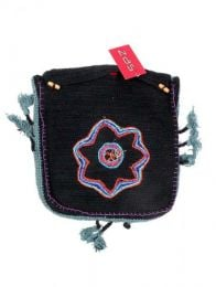 Star BOHC26 Crochet Hippie Bag to buy in bulk or in detail in the Alternative Hippie Accessories category.