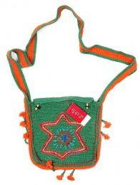 Hippie Crochet Star Bag, pour acheter en gros ou détail dans la catégorie Hippie et vêtements alternatifs pour hommes   Magasin ZAS Hippie. [BOHC26]