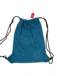 Hippies Bags and Backpacks - Stone washed cotton backpack [BOHC26B] to buy in bulk or in detail in the category of Alternative Hippie Accessories.