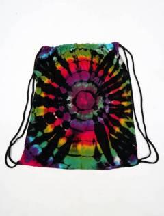 Bolso sencillo Tie Dye BOJU01 para comprar al por mayor o detalle  en la categoría de Sandalias Hippies Étnicas.