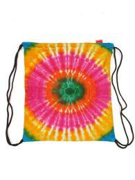 Sac Tie Dye simple BOJU01 pour acheter en gros ou en détail dans la catégorie des accessoires Hippie alternatifs.