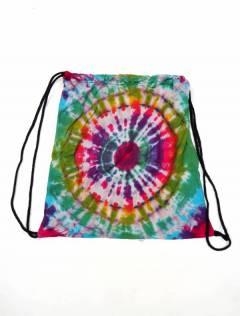 Bolso sencillo Tie Dye BOJU01 para comprar al por mayor o detalle  en la categoría de Artículos Artesanales.