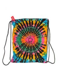 Simple Tie Dye bag, to buy wholesale or detail in the Bohemian Hippie Fashion Accessories category | ZAS. [BOJU01]