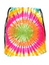 Simple Tie Dye bag BOJU01 to buy wholesale or detail in the category of Alternative Hippie Accessories.