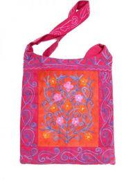 Bolso de piel de melocotón BOKA05 para comprar al por mayor o detalle  en la categoría de Complementos Hippies Alternativos.