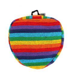 Mochila plegable de rayas Mod Rainbow