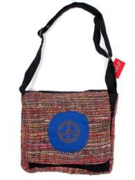 Hippie-Tasche aus recycelter Seide, um Großhandel oder Details in der Kategorie Hippie-Damenbekleidung zu kaufen ZAS Alternative Store. [BOKA13]