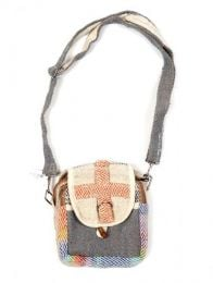 Small Hemp Bag BOKA15 to buy wholesale or detail in the category of Alternative Hippie Accessories.