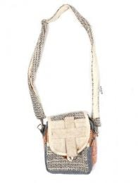 Small Hemp Bag BOKA15 to buy in bulk or in detail in the Alternative Ethnic Hippie Outlet category.