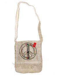Bolso hippie de flecos fabricado detalle del producto