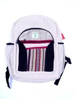 - Großer Hanfrucksack [BOKA20] zum Kauf im Großhandel oder für Details in der Kategorie Alternatives Hippie-Zubehör.