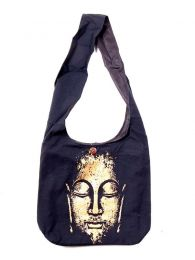 Hippies Bags and Backpacks - Big Buddha shoulder bag [BOKA22-B] to buy in bulk or in detail in the category of Alternative Hippie Accessories.
