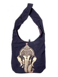 Hippies Bags and Backpacks - Ganesa large shoulder bag [BOKA22-G] to buy in bulk or in detail in the category of Alternative Hippie Accessories.
