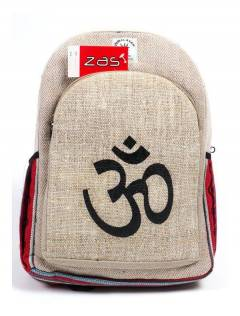 BOKA30 Large Hemp Backpack to buy wholesale or detail in the Bohemian Hippie Fashion Accessories category | ZAS.