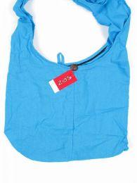 bolso saco gigante algodón. Mod Azul tu