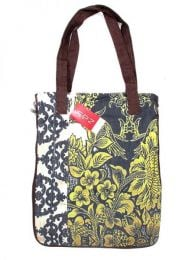 Printed shopping bag to buy wholesale or detail in the Bohemian Hippie Fashion Accessories category | ZAS [BOUN01].