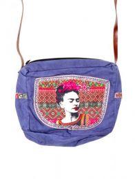 Bolso tipo Cartera Fhida Kahlo, Mod 183