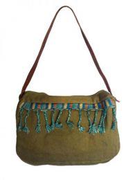 Bolso tipo Cartera Fhida Kahlo, detalle del producto