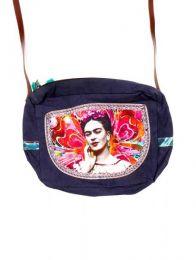 Bolso tipo Cartera Fhida Kahlo, Mod 186