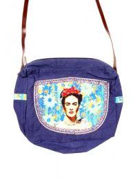 Bolso tipo Cartera Fhida Kahlo, Mod 187