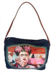 Bolso tipo Cartera Fhida Kahlo, Mod Wp12