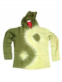 Camisetas de Manga Larga - Camiseta de algodón CACEV07 - Modelo Verde