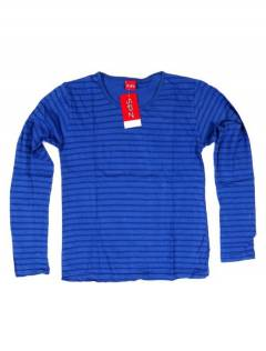 Striped T-shirt CAEV18 to buy wholesale or detail in the category of Piercing Dilators Horn and Bone.