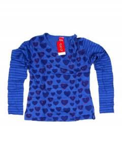 CAEV27 Hearts T-shirt à acheter en gros ou en détail dans la catégorie Alternative Ethnic Hippie Outlet.