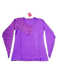 T-shirt Hippie Sleeve Pico, à acheter en gros ou détail dans la catégorie Bijoux et Argent Hippie Alternative Ethnique | Boutique en ligne ZAS. [CAHC13]